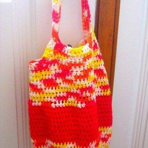 tote pattern from crochet