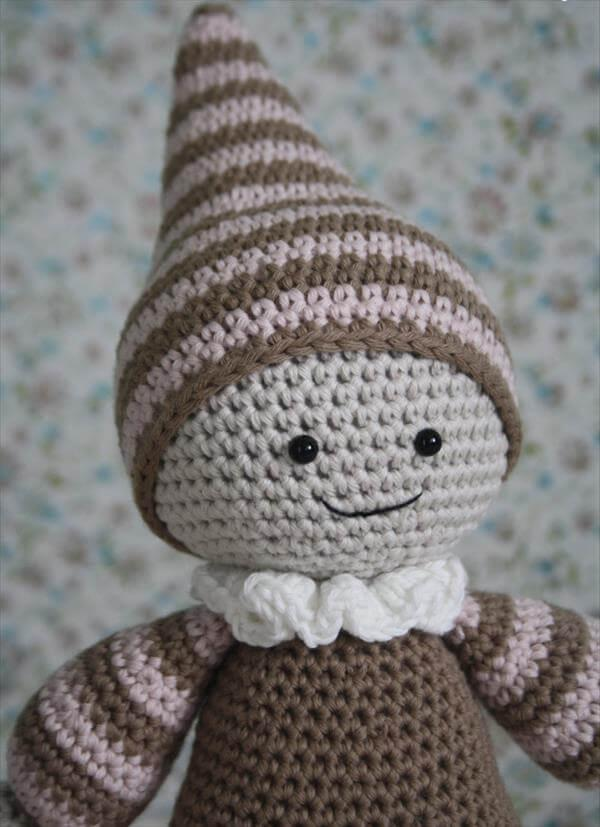 DIY Cuddly Baby Crochet Pattern – 101 Crochet Patterns