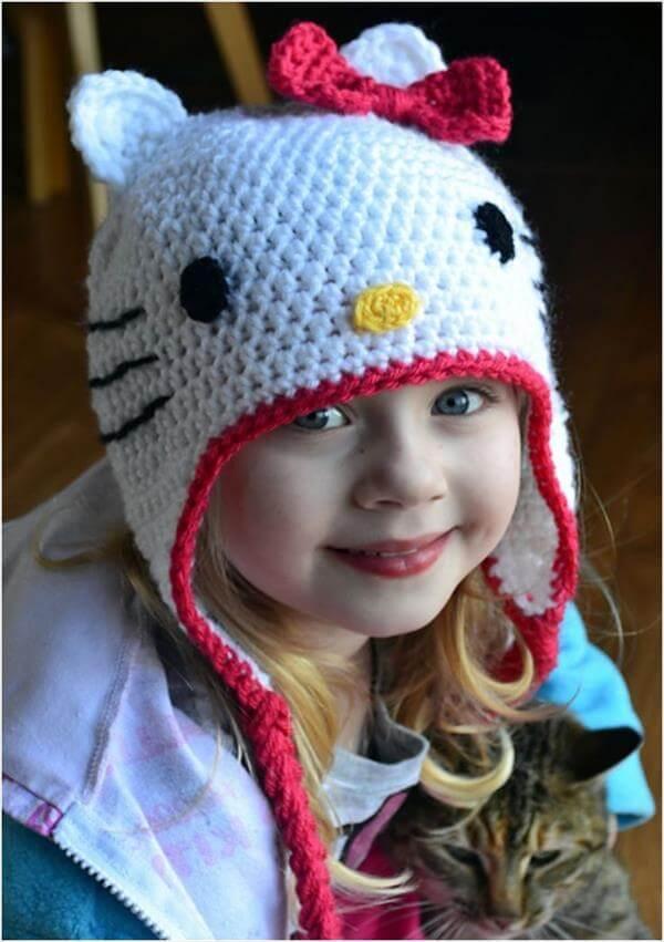 10 Diy Cute Kids Crochet Hat Patterns 101 Crochet Patterns