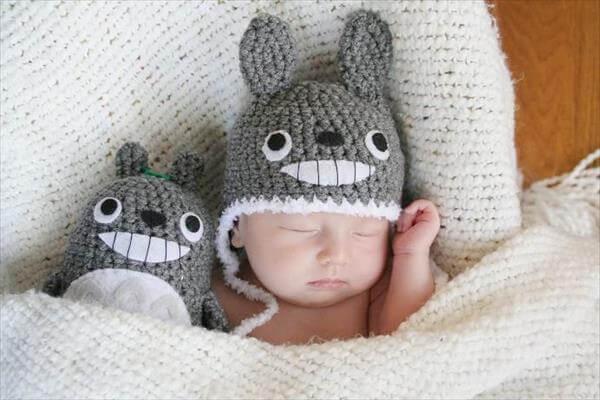 Free Totoro amigurumi pattern! | Totoro pattern, Crochet totoro ... | 400x600