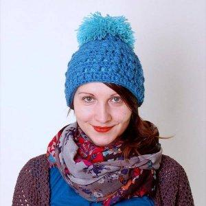 free women crochet hat
