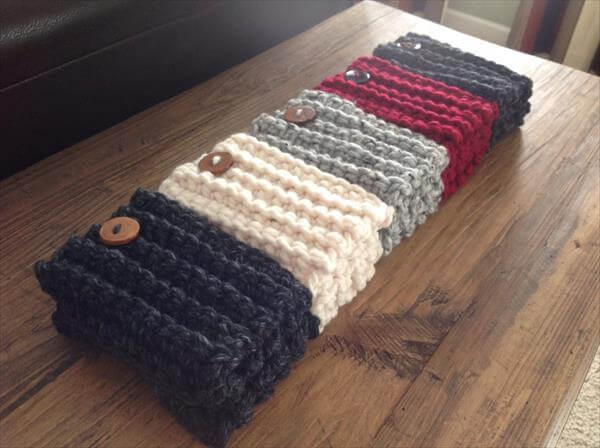 easy crochet boot cuffs