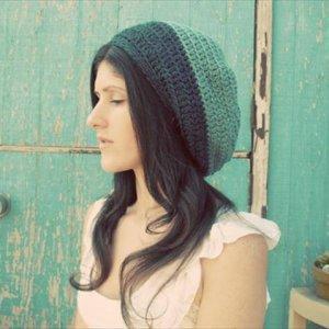 chic crochet hat pattern