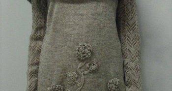 free winter crochet tunic pattern