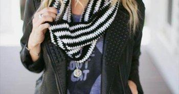 diy crochet cowl pattern