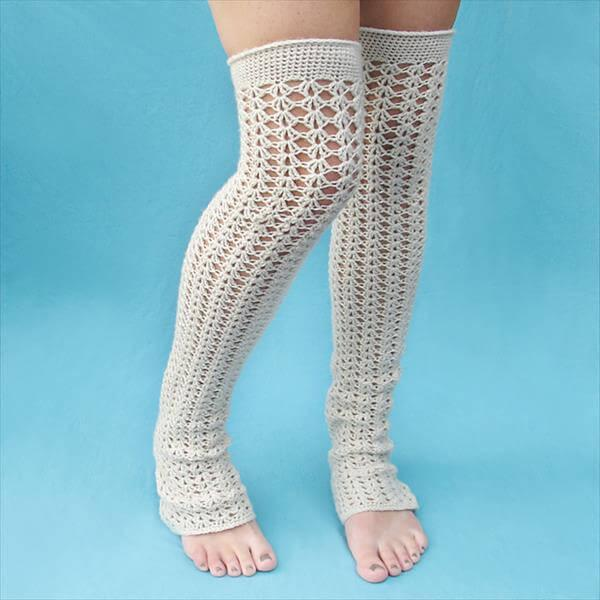 Crochet Leg Warmer 101 Crochet Patterns