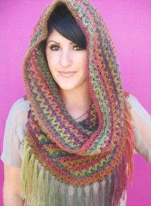 9 Easy Crochet Cowls for Women's