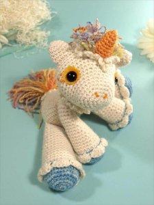 Beautiful Crochet Unicorn Pattern – Just Free