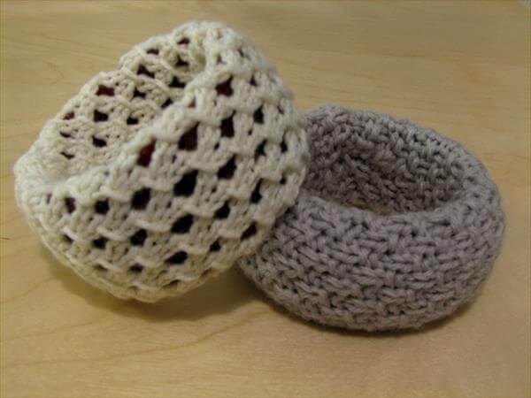 crochet swatch bangle pattern