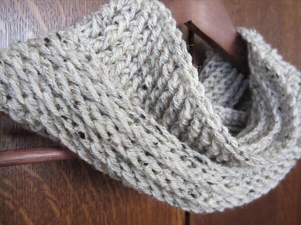 free crochet turvy cowl pattern