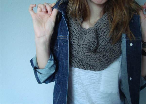 crochet cowl pattern 2015