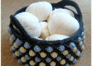 10 Free Crochet Basket Patterns for Beginners