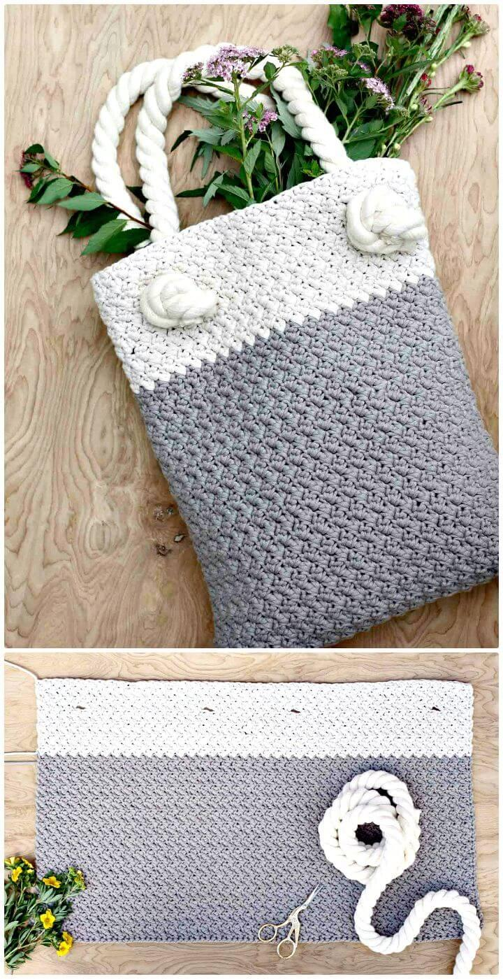 Easy Free Crochet Suzette Bag Pattern
